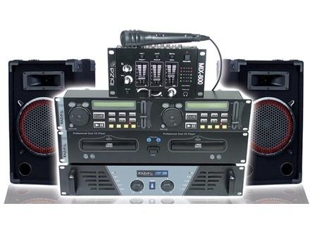 Ibiza Sound DJ-500