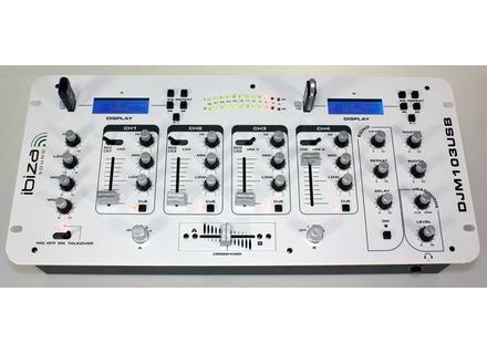 Ibiza Sound DJM103USB-WH