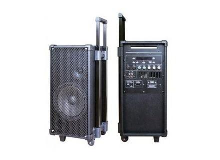 Ibiza Sound PORT8-MINI