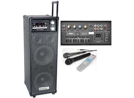 Ibiza Sound PORT8DVD