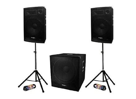 Ibiza Sound Tricube 2600