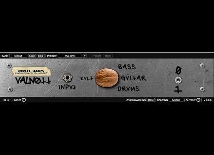 Ignite Amps Valnott Black Metal Tone Machine
