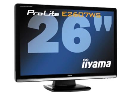 Iiyama ProLite E2607WS