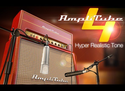 IK Multimedia Amplitube 4