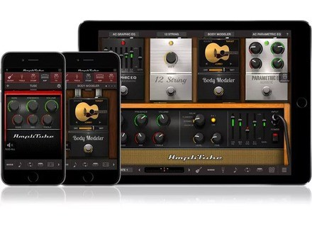 IK Multimedia AmpliTube Acoustic