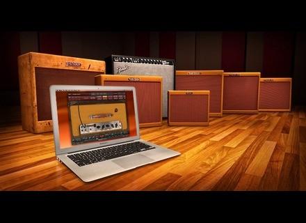 IK Multimedia AmpliTube Fender Collection 2