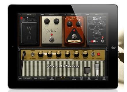 IK Multimedia AmpliTube Jimi Hendrix App