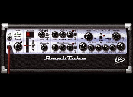 IK Multimedia Amplitube LE