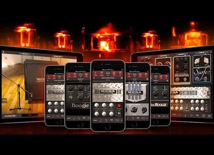 IK Multimedia AmpliTube Mesa/Boogie App