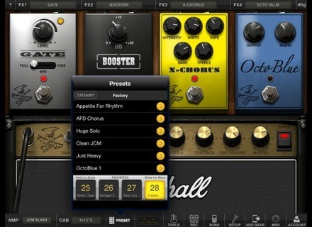 IK Multimedia AmpliTube Slash for iOS