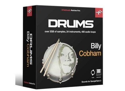 IK Multimedia Billy Cobham Drums