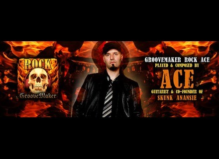 IK Multimedia GrooveMaker Rock Ace