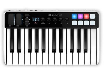 IK Multimedia iRig Keys I/O