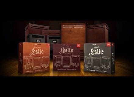 IK Multimedia Leslie Collection