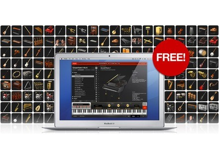IK Multimedia SampleTank 3 Free