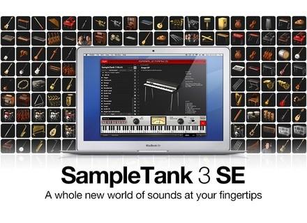 IK Multimedia SampleTank 3 SE