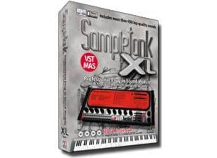 IK Multimedia Sampletank XL