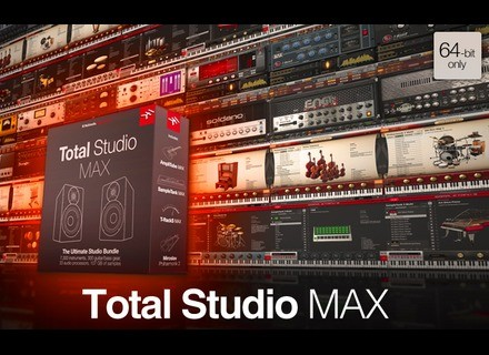 IK Multimedia Total Studio MAX