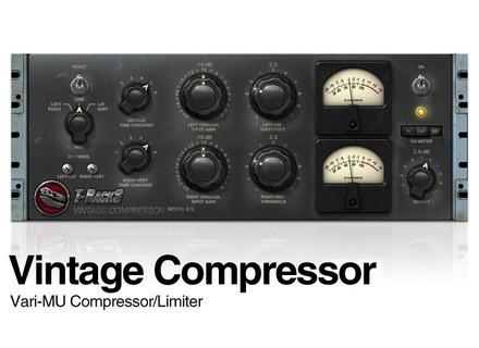 IK Multimedia Vintage Tube Compressor/Limiter Model 670