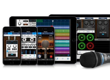 IK Multimedia VocaLive 3 Free App