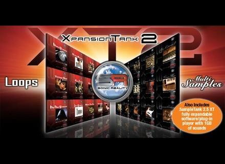 IK Multimedia Xpansion Tank 2 Series