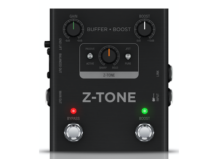 IK Multimedia Z-Tone Boost/Buffer