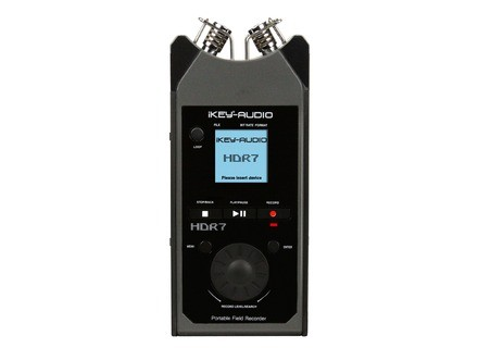 iKEY-audio HDR7