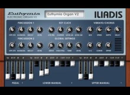 Iliadis Euthymia Electronic Organ 2