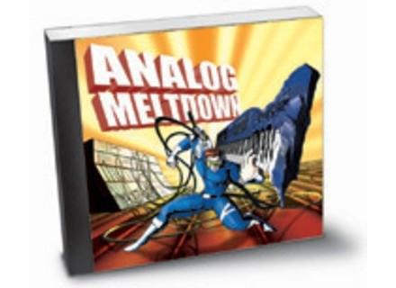 Ilio Samples Cd Analog Meltown
