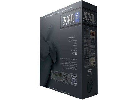 Image Line FL Studio 6 XXL