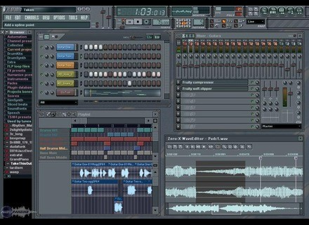 Image Line Fruity Loops Studio 4