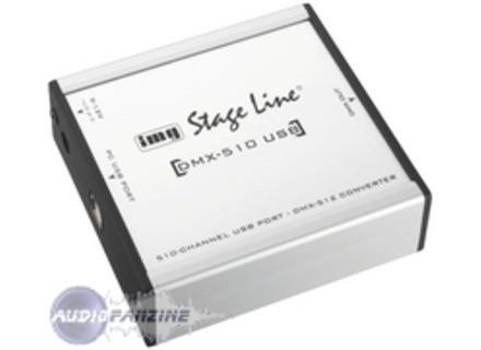 img Stage Line DMX-510USB