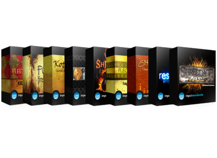 Impact Soundworks 2013 Reason Refill Bundle
