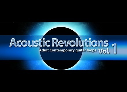 Impact Soundworks Acoustic Revolutions Volume 1: Adult Contemporary Guitar Loops