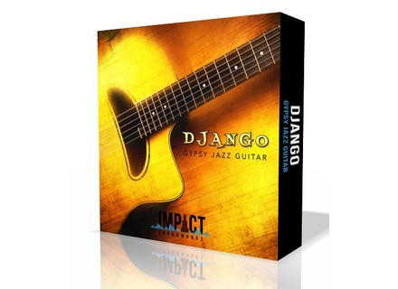 Impact Soundworks Django: Gypsy Jazz Guitar