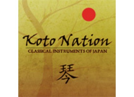 Impact Soundworks Koto Nation: Classical Instruments of Japan