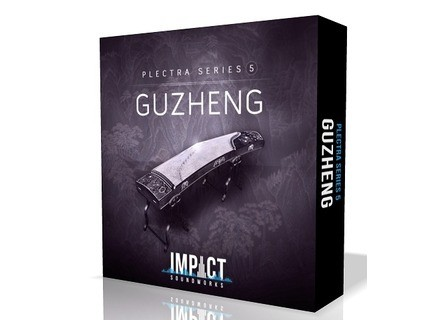 Impact Soundworks Plectra Series 5 - Guzheng