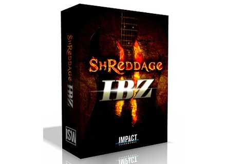 Impact Soundworks Shreddage 2 IBZ