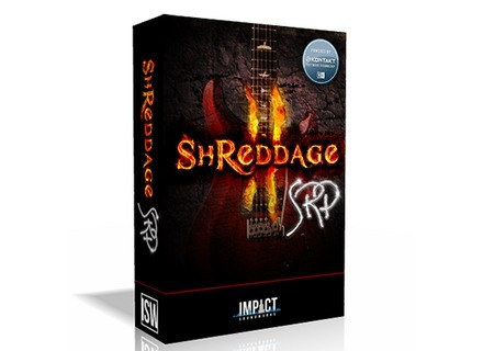 Impact Soundworks Shreddage 2 SRP