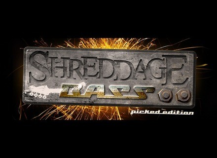 Impact Soundworks Shreddage Bass: Picked Edition