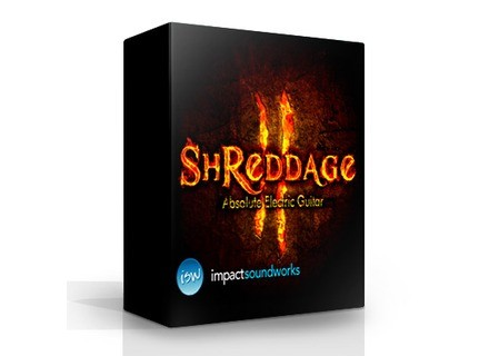 Impact Soundworks Shreddage II