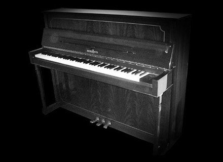 Imperfect Samples Braunschweig Upright Piano