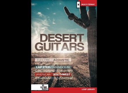 In Session Audio Desert Guitars