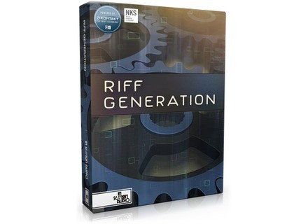 In Session Audio Riff Generation