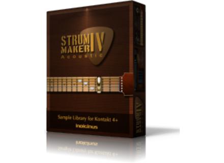 Indiginus StrumMaker IV Acoustic Guitar