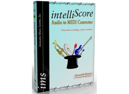 Innovative Music Systems IntelliScore Ensemble Audio to MIDI Converter