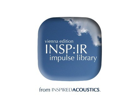 Inspired Acoustics INSP:IR Impulse Library Vienna Edition