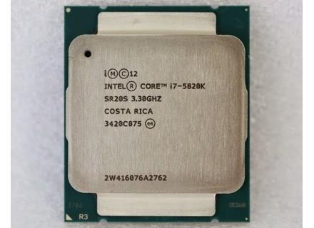 Intel i7-5820K