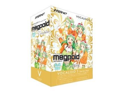 Internet Music Soft Vocaloid 3 Megpoid