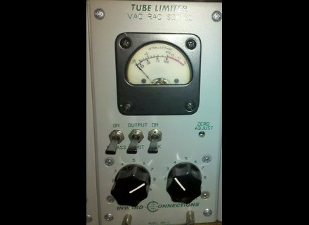 Inward Connections TLM-1 Tube Limiter